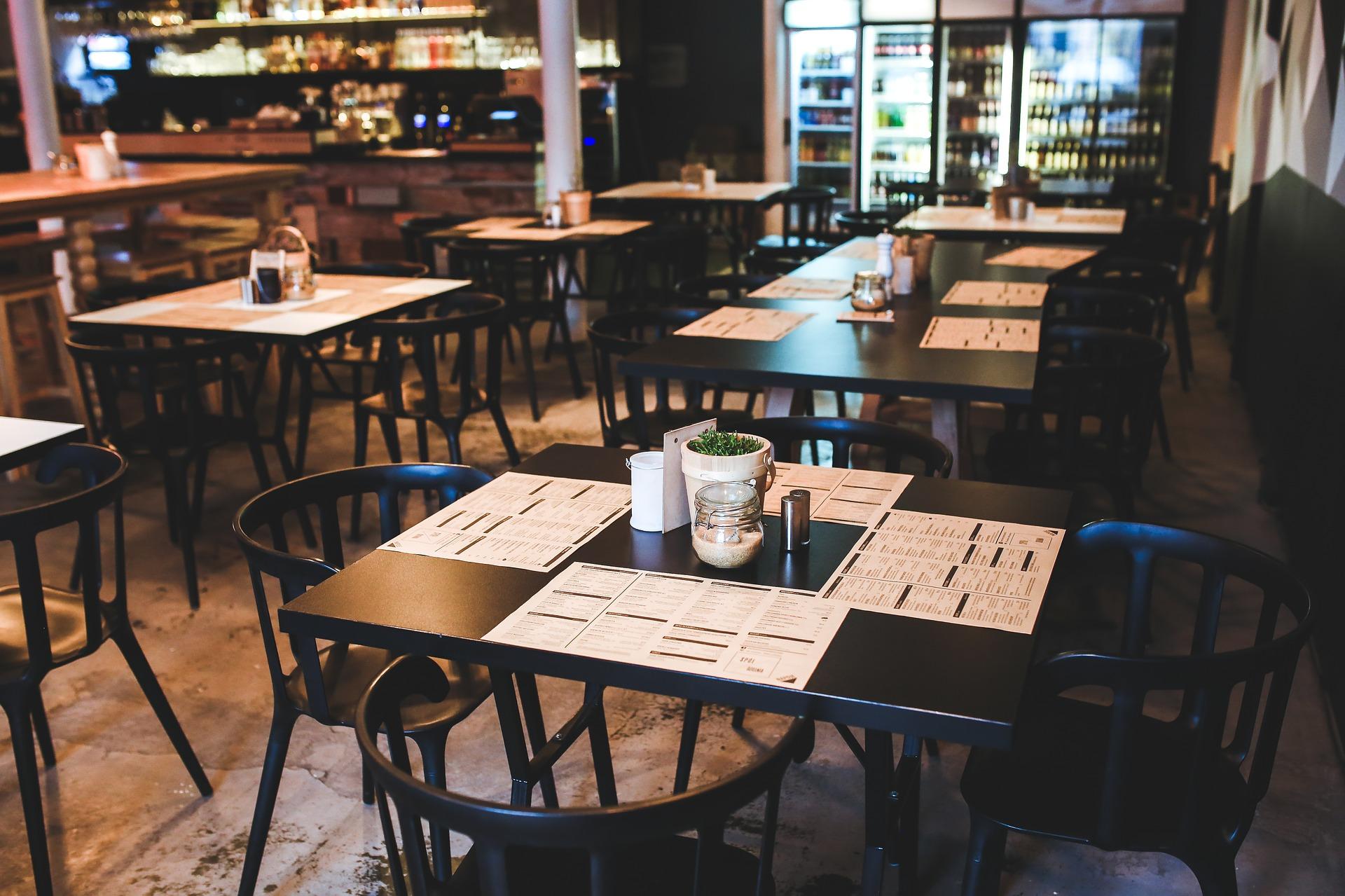 Restaurant Wed Design